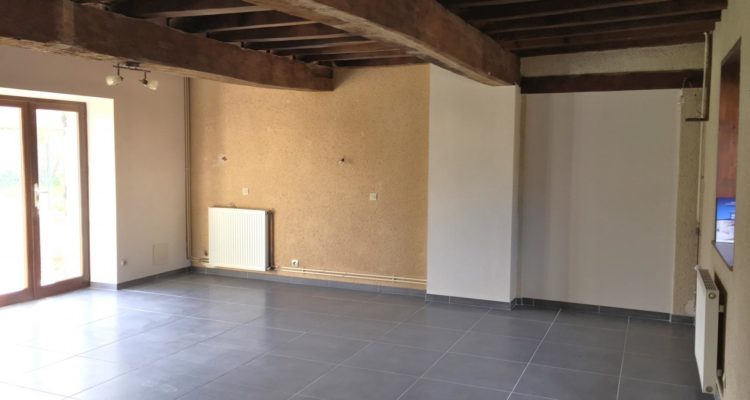 Maison 140m² sur 440m² de terrain - Fareins (01480) - 1