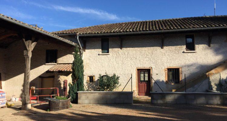 Maison 140m² sur 440m² de terrain - Fareins (01480) - 3