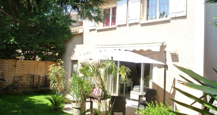 Maison 90m² sur 205m² de terrain - Chassieu (69680)