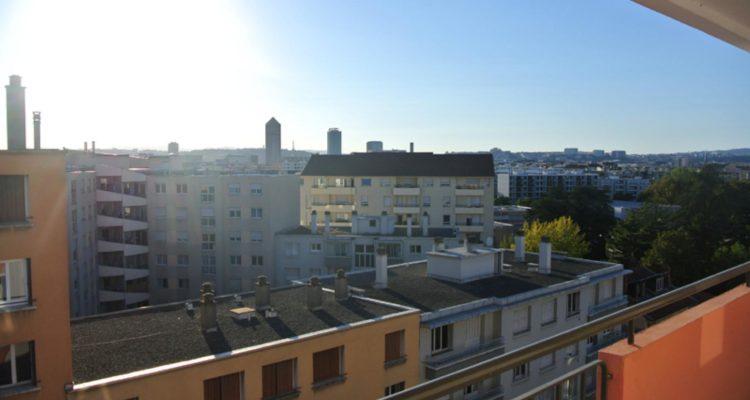 Appartement T2 43m² - Villeurbanne (69100) - 10