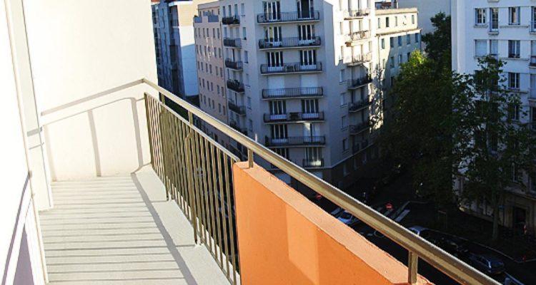 Appartement T2 43m² - Villeurbanne (69100) - 11