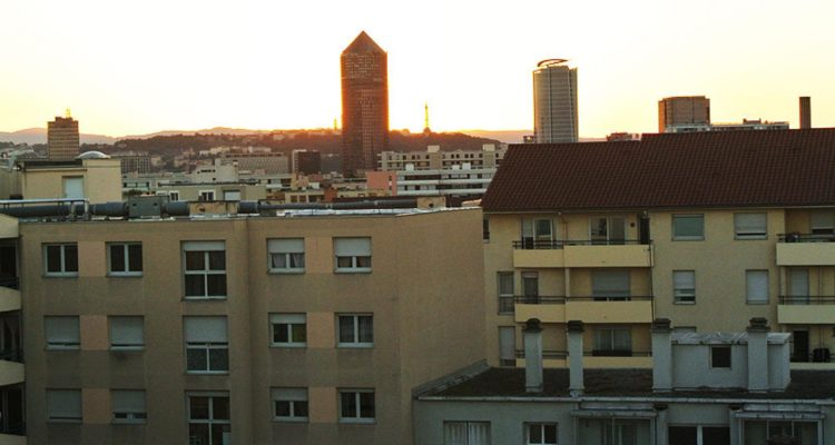 Appartement T2 43m² - Villeurbanne (69100) - 12