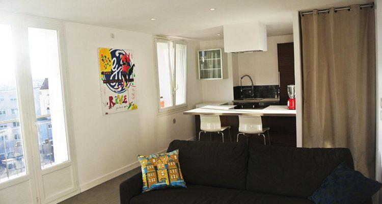 Appartement T2 43m² - Villeurbanne (69100) - 3