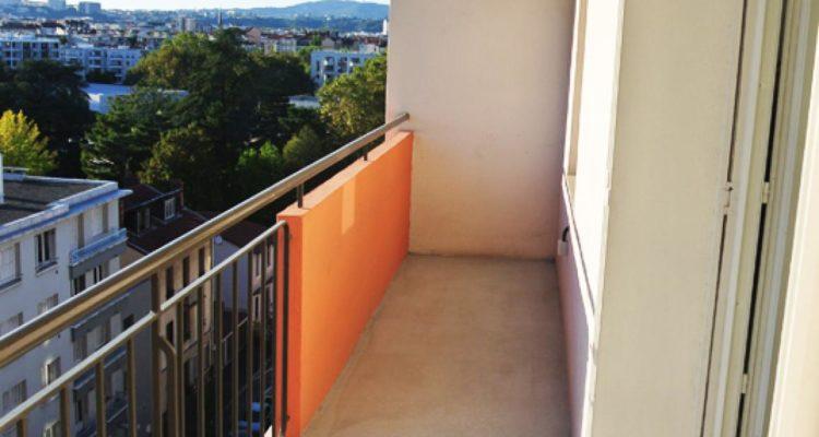 Appartement T2 43m² - Villeurbanne (69100) - 9