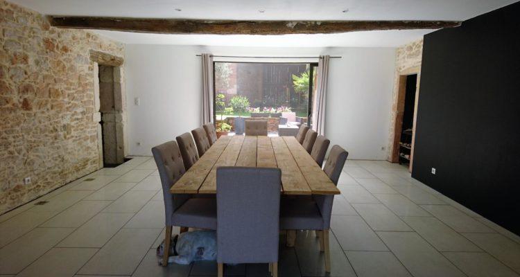 Maison 210m² sur 710m² de terrain - Lachassagne (69480) - 1