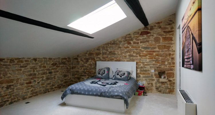 Maison 210m² sur 710m² de terrain - Lachassagne (69480) - 3