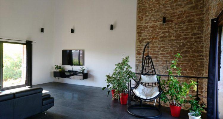 Maison 210m² sur 710m² de terrain - Lachassagne (69480) - 5