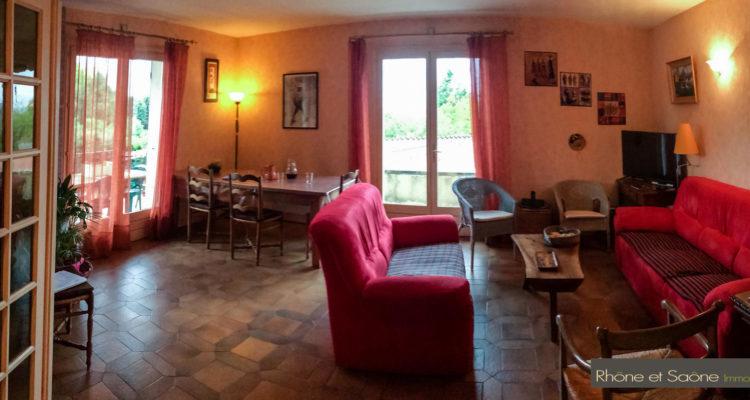 Maison 220m² sur 3500m² de terrain - Saint-Didier-de-Formans (01600) - 17