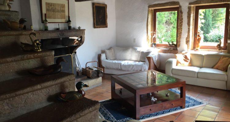 Maison 190m² sur 5000m² de terrain - Genay (69730) - 3