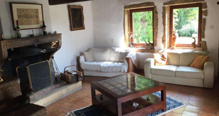 Maison 190m² sur 5000m² de terrain - Genay (69730) - 5