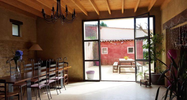 Maison 250m² sur 1100m² de terrain - Genay (69730) - 6