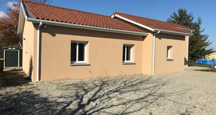 Maison 115m² sur 730m² de terrain - Solaize (69360) - 2
