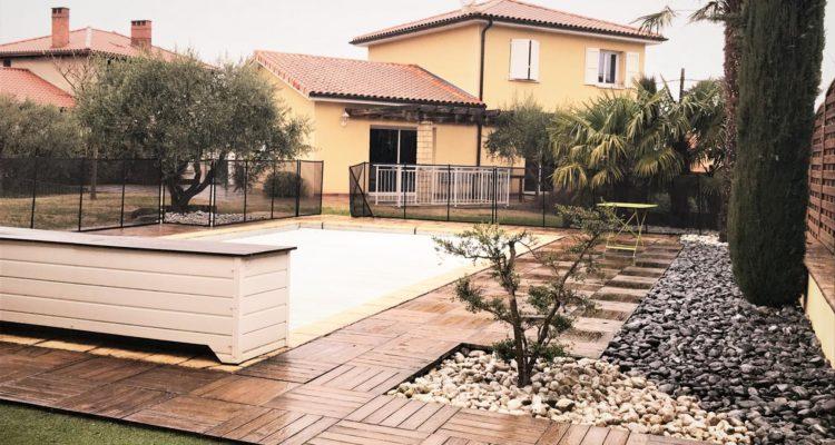 Maison 185m² sur 1170m² de terrain - Ternay (69360) - 1
