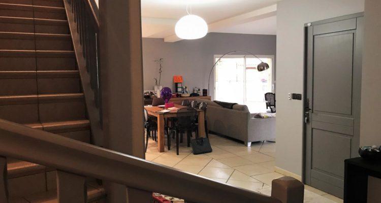 Maison 185m² sur 1170m² de terrain - Ternay (69360) - 10