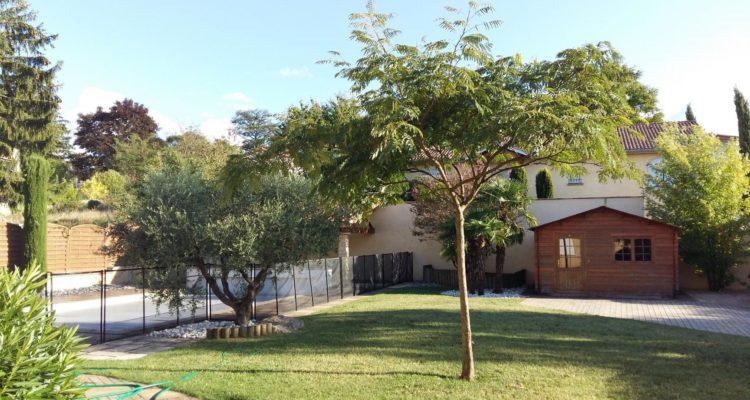 Maison 185m² sur 1170m² de terrain - Ternay (69360) - 2