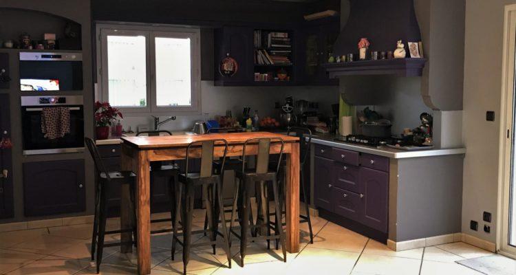 Maison 185m² sur 1170m² de terrain - Ternay (69360) - 3