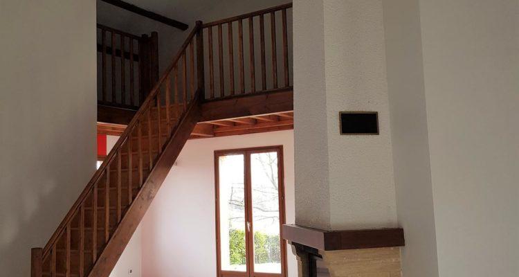 Maison 124m² sur 600m² de terrain - Anse (69480) - 2