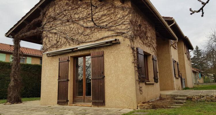 Maison 124m² sur 600m² de terrain - Anse (69480) - 9