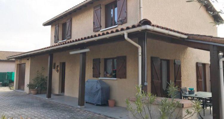 Maison 130m² sur 600m² de terrain - Solaize (69360)