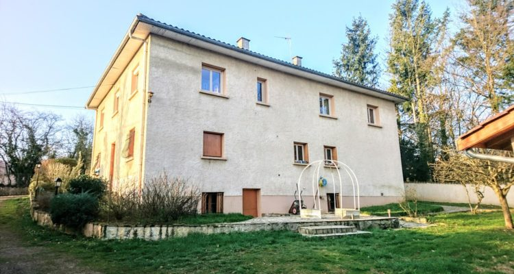 Maison 280m² sur 1500m² de terrain - Gleizé (69400)