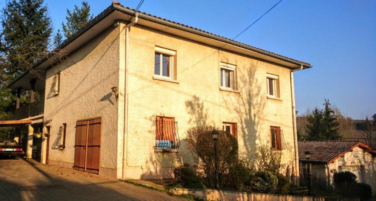 Maison 280m² sur 1500m² de terrain - Gleizé (69400) - 1