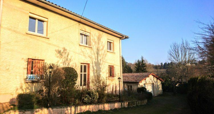 Maison 280m² sur 1500m² de terrain - Gleizé (69400) - 11