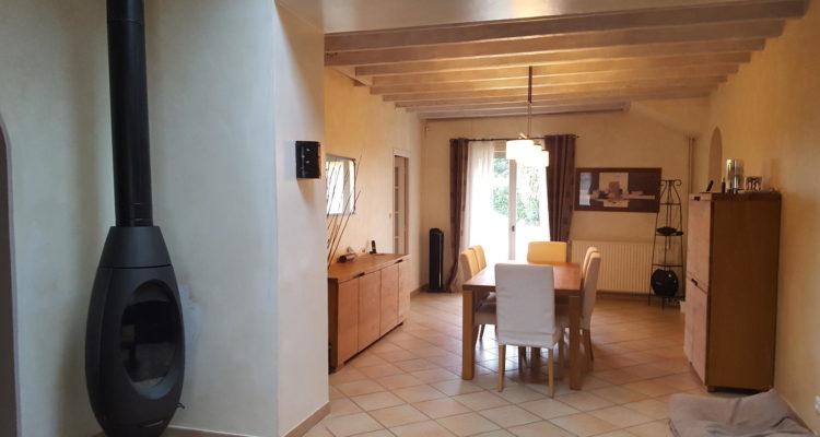 Maison 234m² sur 1700m² de terrain - Massieux (01600) - 13