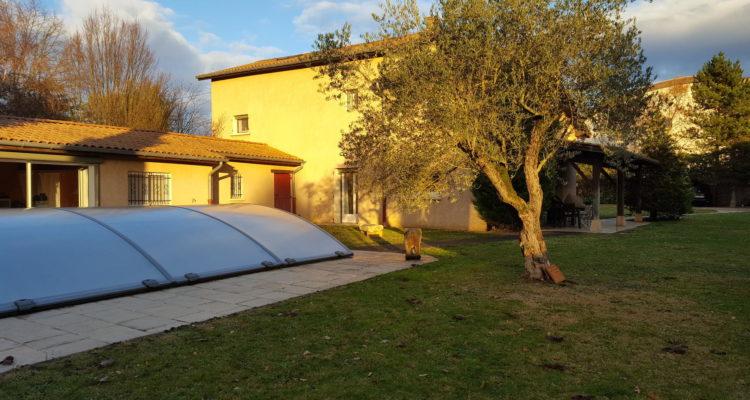 Maison 234m² sur 1700m² de terrain - Massieux (01600) - 14