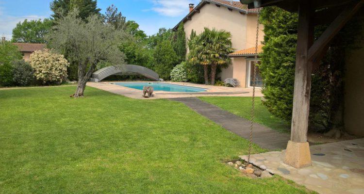 Maison 234m² sur 1700m² de terrain - Massieux (01600) - 5