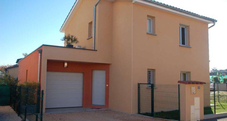 Maison 112m² sur 335m² de terrain - Montanay (69250)
