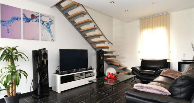 Maison 112m² sur 335m² de terrain - Montanay (69250) - 3