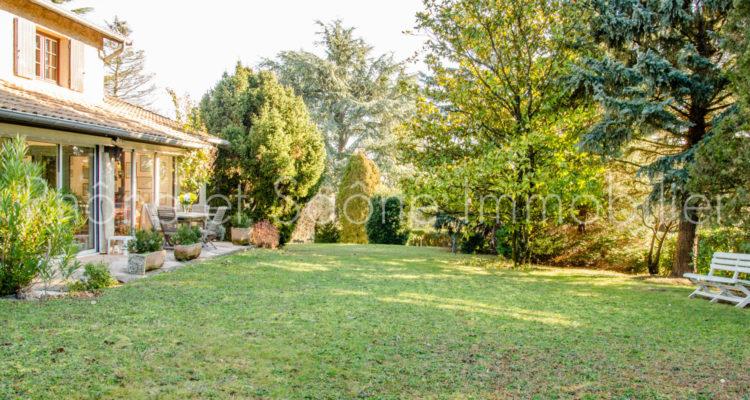 Maison 170m² sur 1500m² de terrain - Saint-Cyr-Au-Mont-d'Or (69450) - 12
