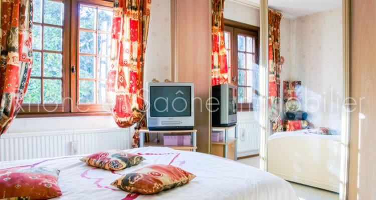 Maison 170m² sur 1500m² de terrain - Saint-Cyr-Au-Mont-d'Or (69450) - 16