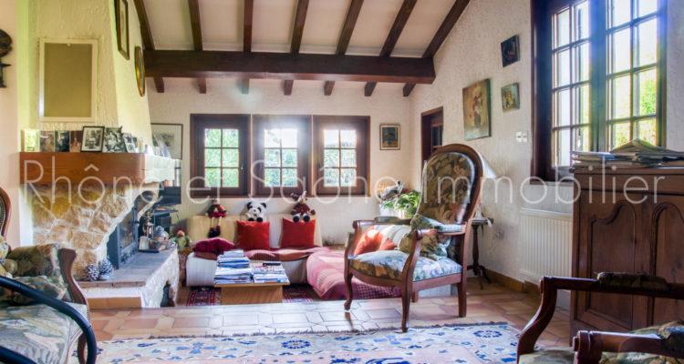 Maison 170m² sur 1500m² de terrain - Saint-Cyr-Au-Mont-d'Or (69450) - 2