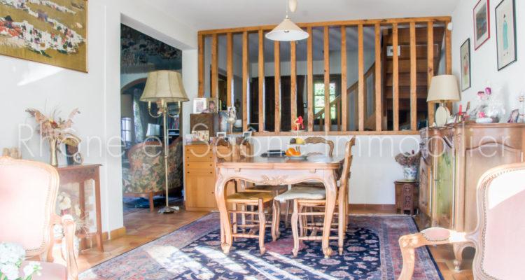 Maison 170m² sur 1500m² de terrain - Saint-Cyr-Au-Mont-d'Or (69450) - 3