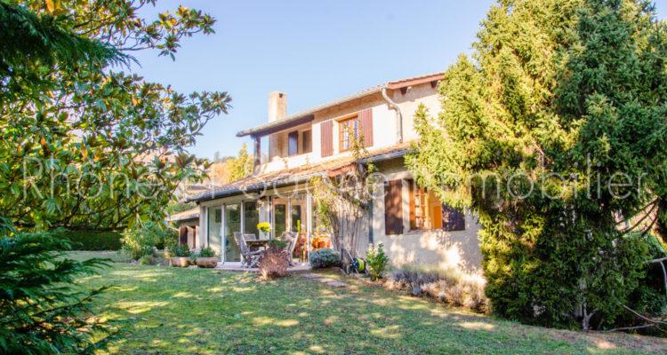 Maison 170m² sur 1500m² de terrain - Saint-Cyr-Au-Mont-d'Or (69450)
