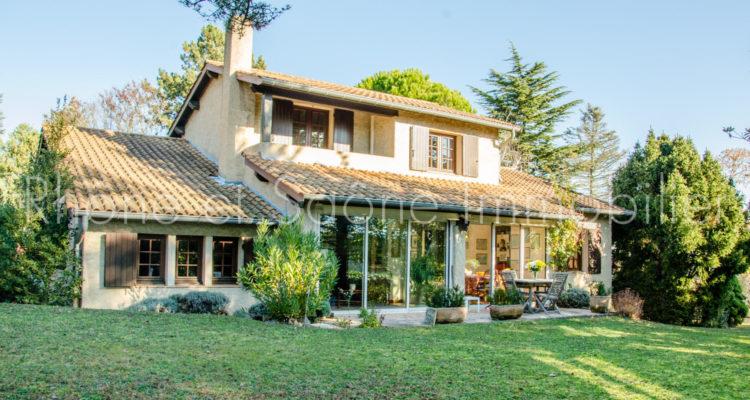 Maison 170m² sur 1500m² de terrain - Saint-Cyr-Au-Mont-d'Or (69450) - 1