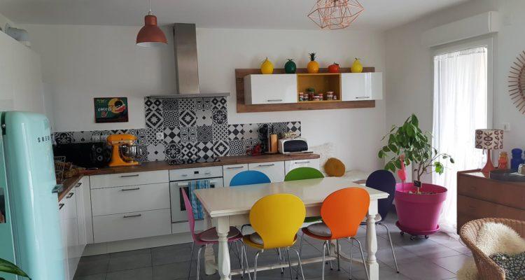 Appartement T3 63m² - Neuville-sur-Saône (69250) - 1