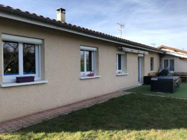 Maison 130m² sur 742m² de terrain - 1