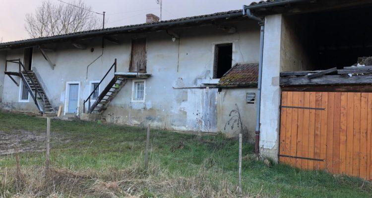 Maison 80m² sur 20700m² de terrain - Baneins (01990)