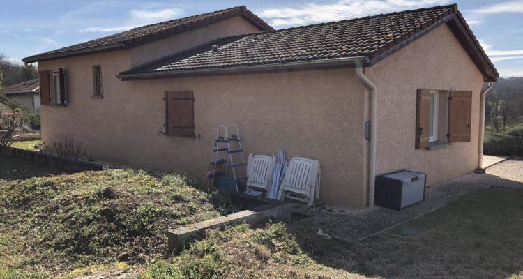 Maison 91m² sur 1070m² de terrain - Belleville (69220) - 8