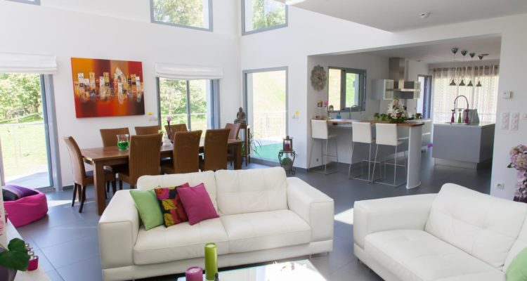 Maison 260m² sur 1404m² de terrain - Rochetaillee-sur-Saone (69270)