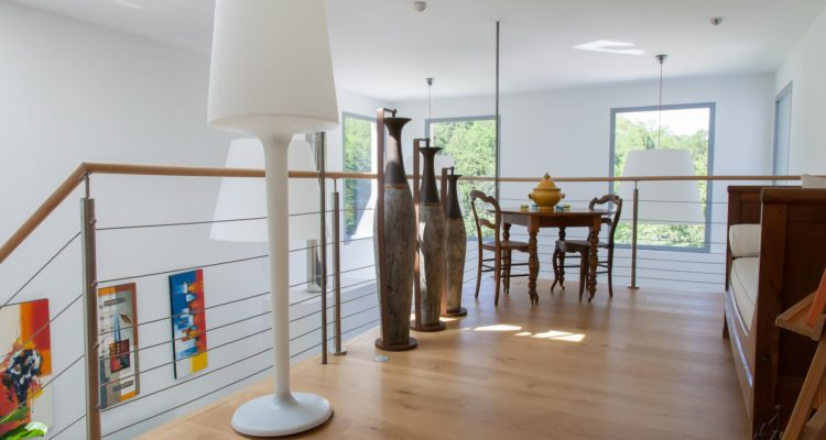 Maison 260m² sur 1404m² de terrain - Rochetaillee-sur-Saone (69270) - 2