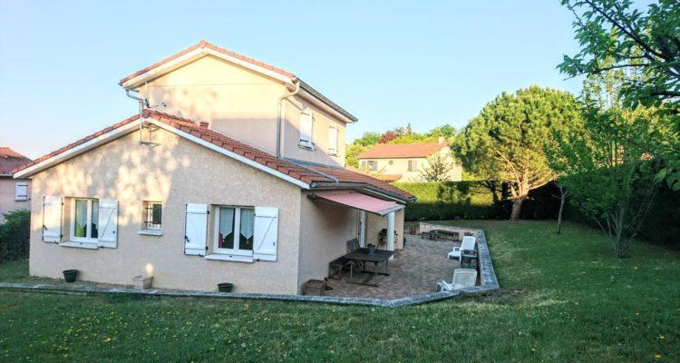Maison 120m² sur 920m² de terrain - Limas (69400)