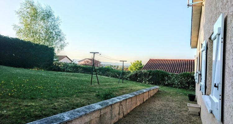Maison 120m² sur 920m² de terrain - Limas (69400) - 19