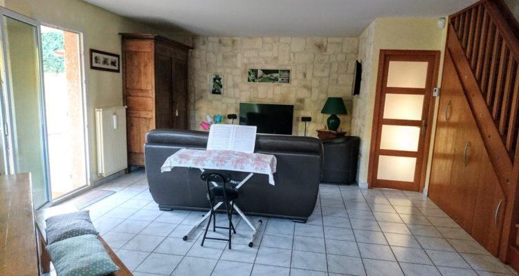 Maison 120m² sur 920m² de terrain - Limas (69400) - 3