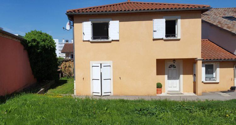 Maison 130m² sur 616m² de terrain - Jassans-Riottier (01480)