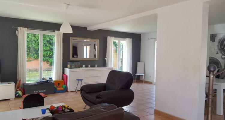 Maison 130m² sur 616m² de terrain - Jassans-Riottier (01480) - 2