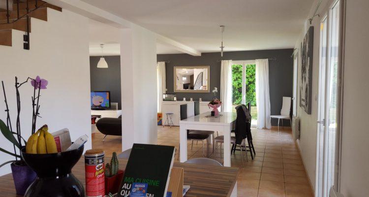 Maison 130m² sur 616m² de terrain - Jassans-Riottier (01480) - 3