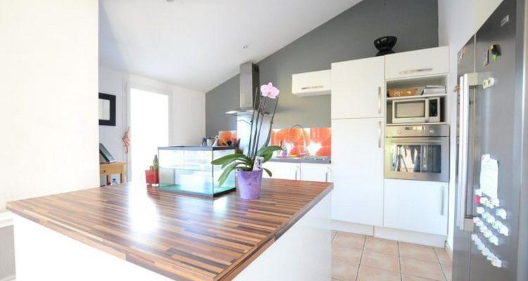 Maison 130m² sur 616m² de terrain - Jassans-Riottier (01480) - 4